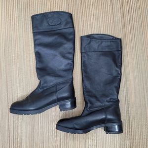 La Canadienne | VTG Tall Leather Heeled Boots